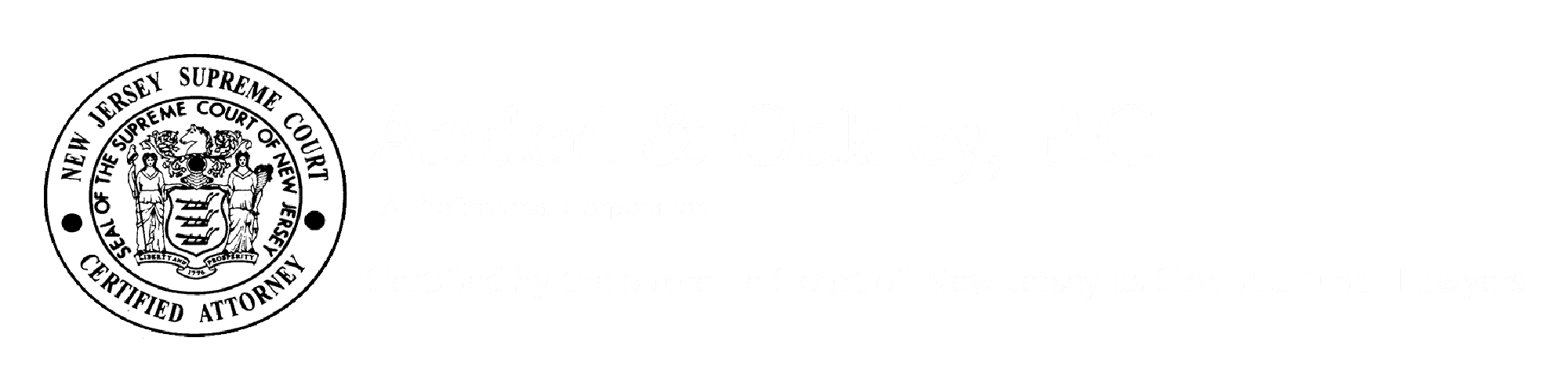 About New Jersey Criminal Defense Attorneys Mark Anderl David Oakley